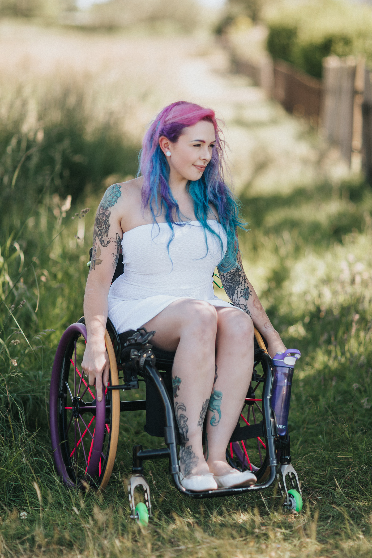 Isobel, Ehlers-Danlos Syndrome, Zebedee Management, disabled, model agency, disability, WOman (4)
