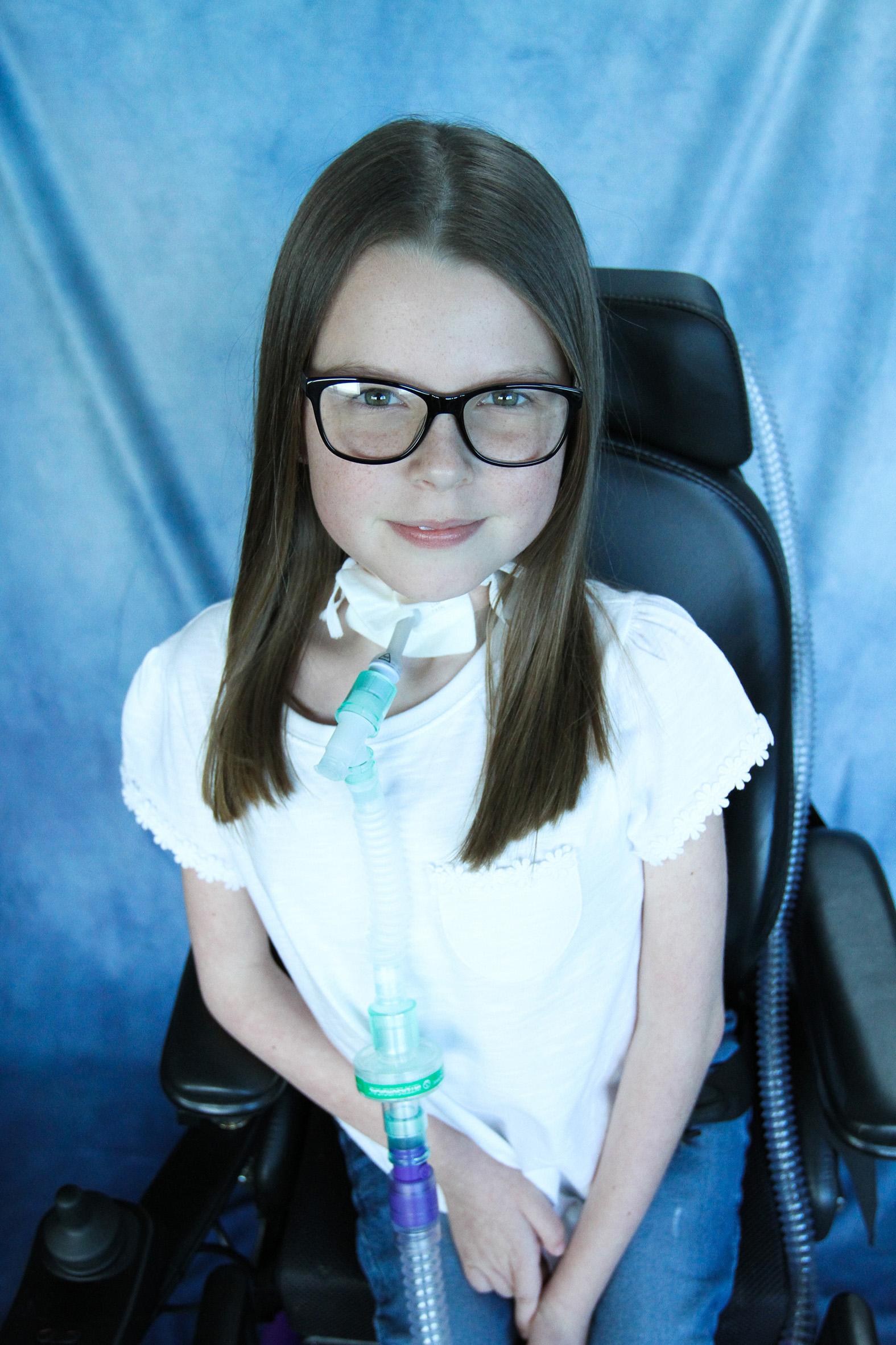 Maddison, Spinal Muscular Atrophy, Zebed