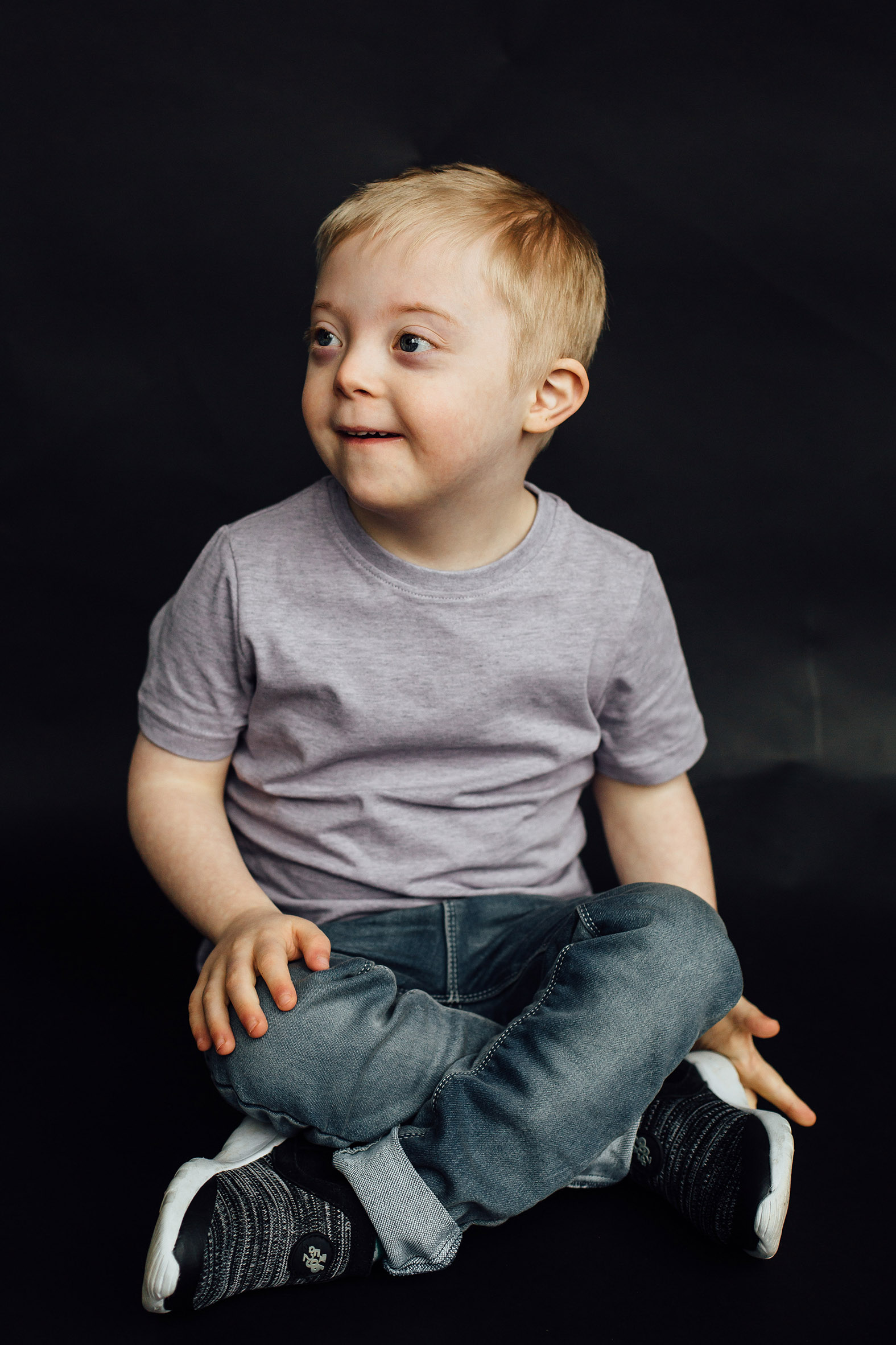 Jensen, Down Syndrome, Zebedee Managemen