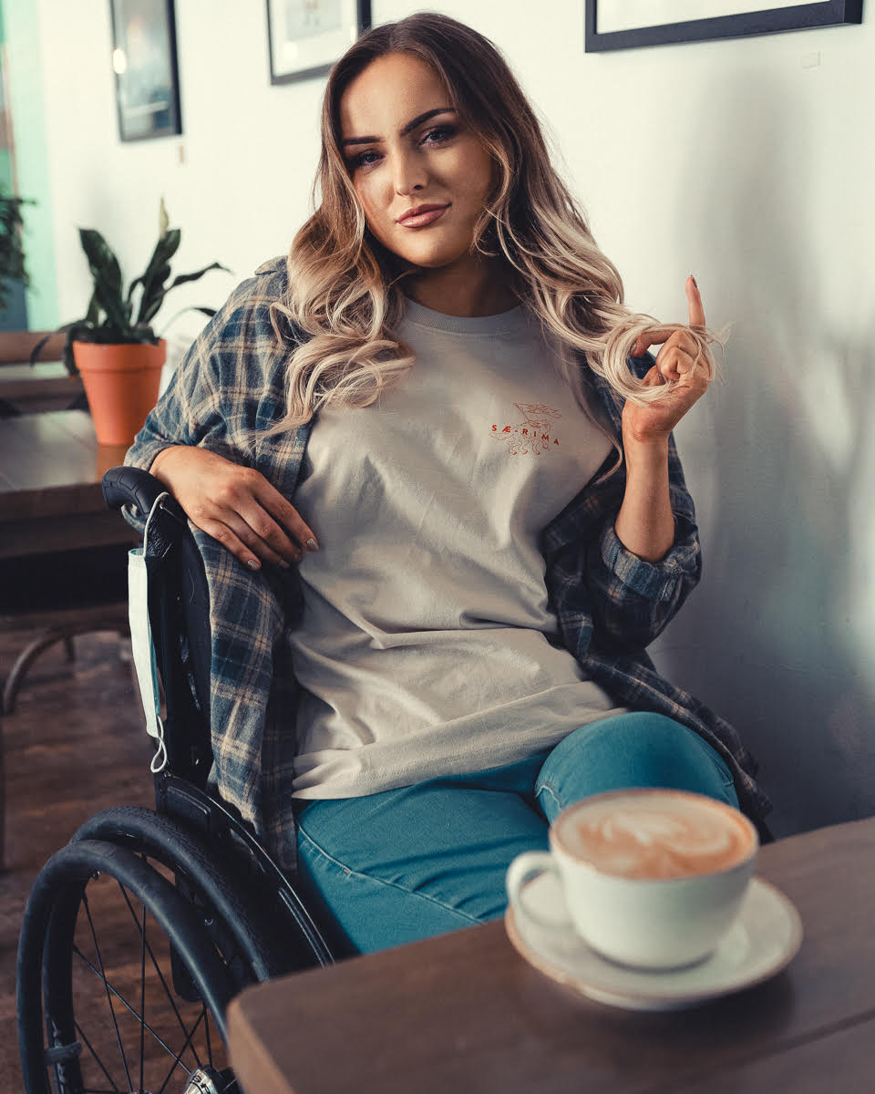Helen, Zebedee Management, disabled, mod