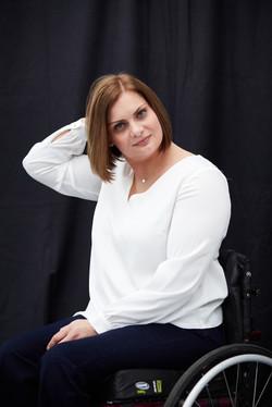 Charlotte,  Zebedee Management, disabled
