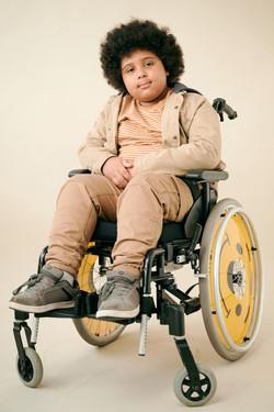 Asiyah, Zebedee Management, disabled, mo
