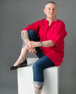 Joanne, Zebedee Management,  model agenc