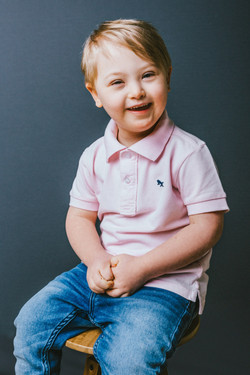 Frankie, Down Syndrome, Zebedee Management, disabled, model agency, disability, body confidence, bod