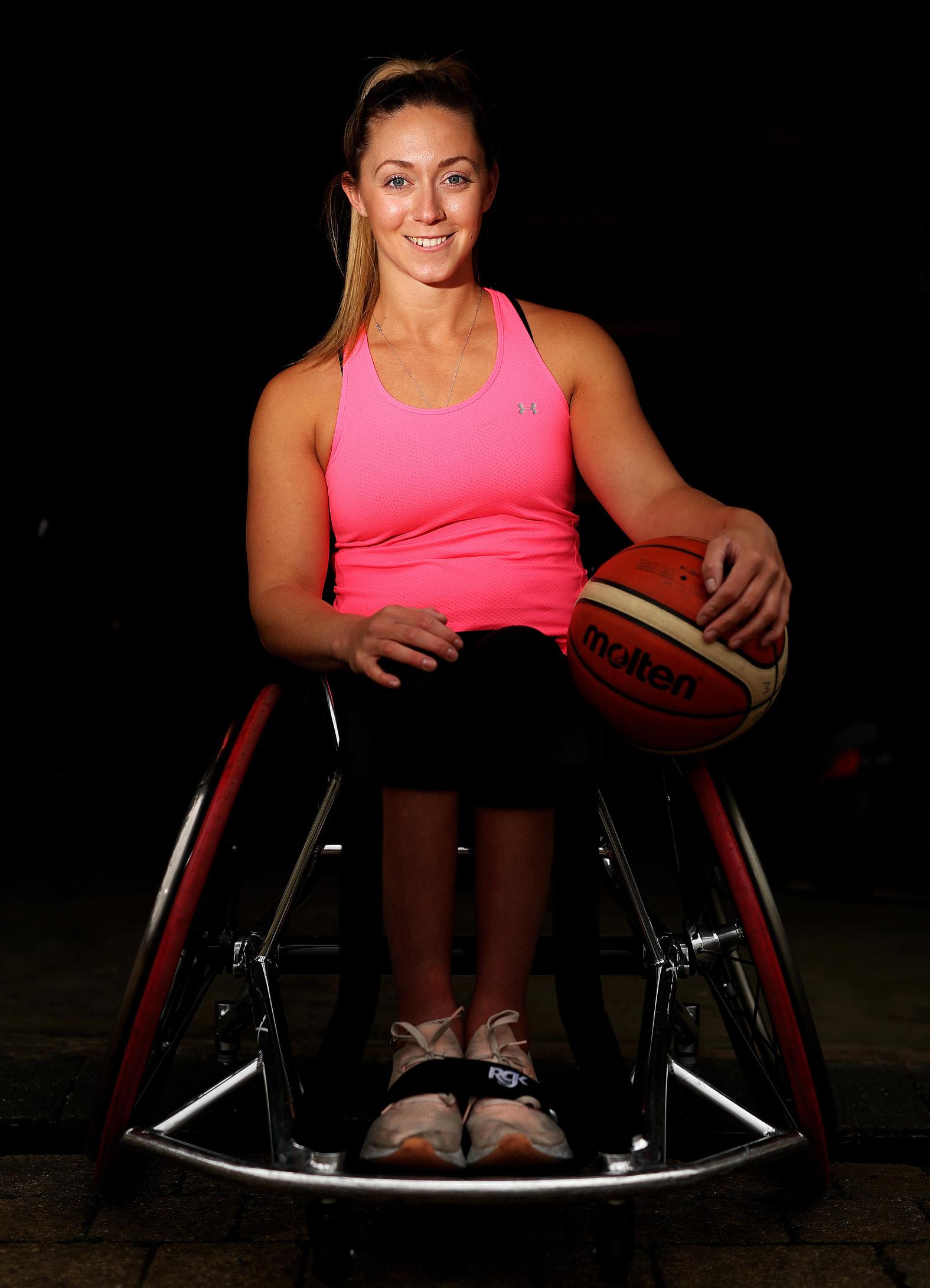 Sophie, Zebedee Management, disabled, mo