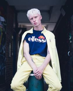 Ben, Zebedee Management, disabled, model