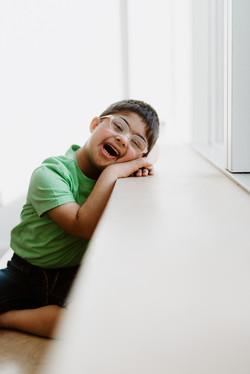 Kush, Down Syndrome, Zebedee Management,