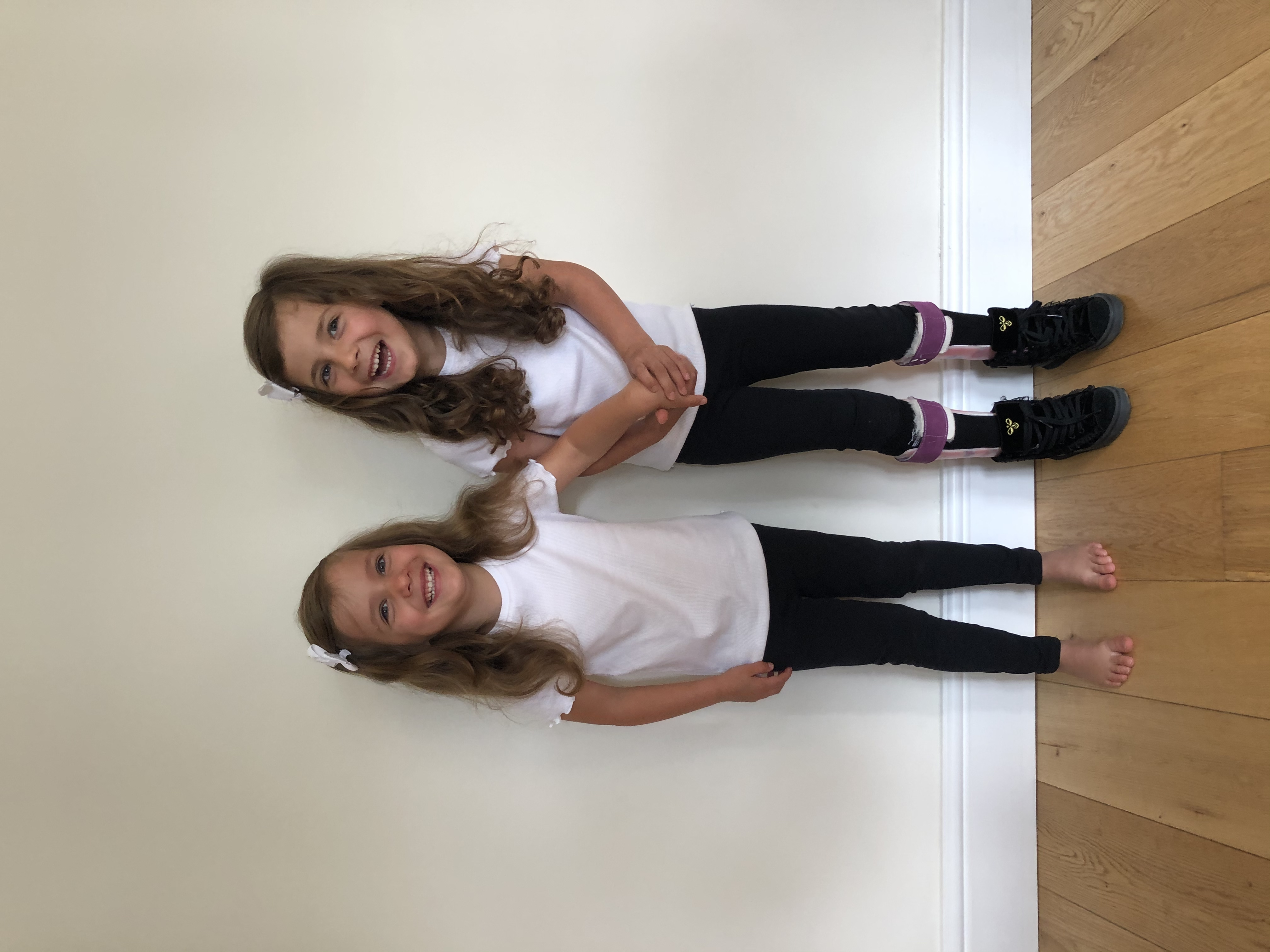 Amelia and Madeline, Zebedee Management,
