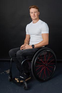 Joshua, Zebedee Management, disabled, mo