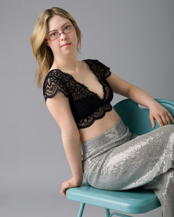 Kathleen, Down Syndrome, Zebedee Management, disabled, model agency, disability, Woman (13