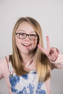 Grace, Down Syndrome, Zebedee Management