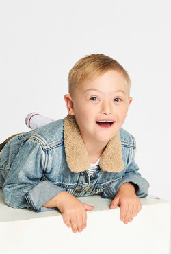 Frankie, Down Syndrome, Zebedee Manageme
