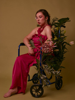 Jessica, Zebedee Management, disabled, model agency, disability, Woman (12)