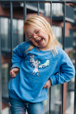 India, Down Syndrome, Zebedee Management