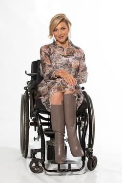 Heidi, Tetraplegic, Zebedee Management,