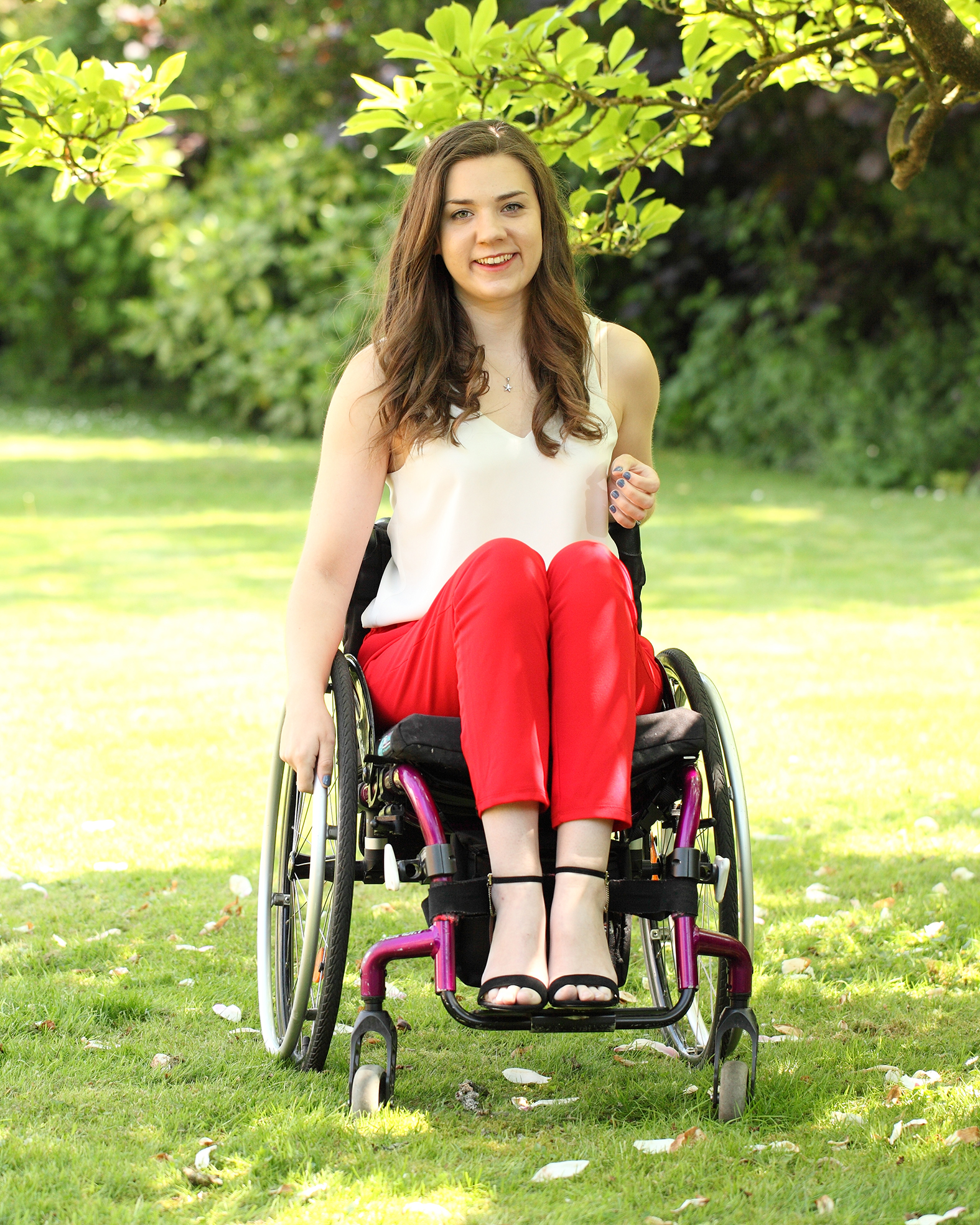 Ruth, Ehlers-Danlos Syndrome, Zebedee Management, disabled, model agency, disability, woman (15)