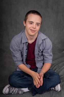 Brett, Down syndrome, Zebedee Management