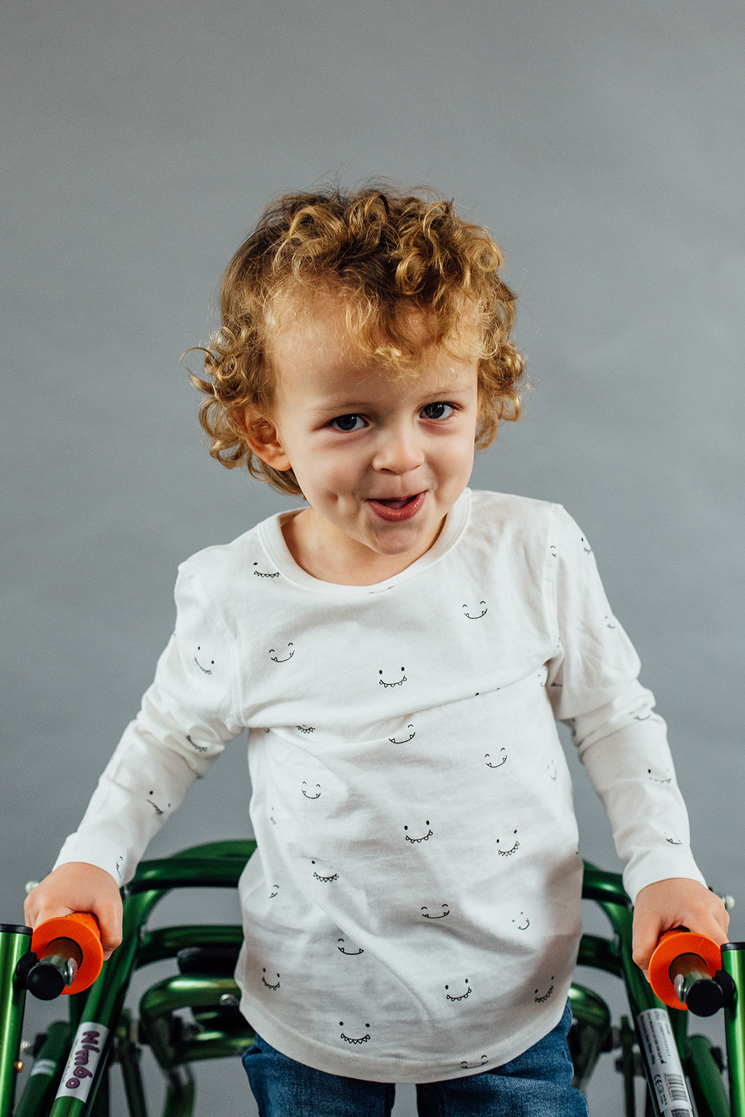 Joey, Cerebral Palsy, Zebedee Management