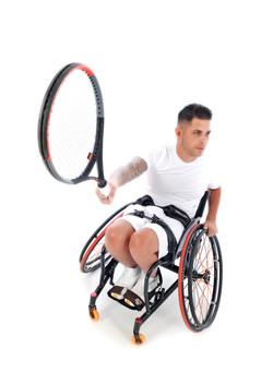Gary, Wheelchair User, Zebedee Managemen