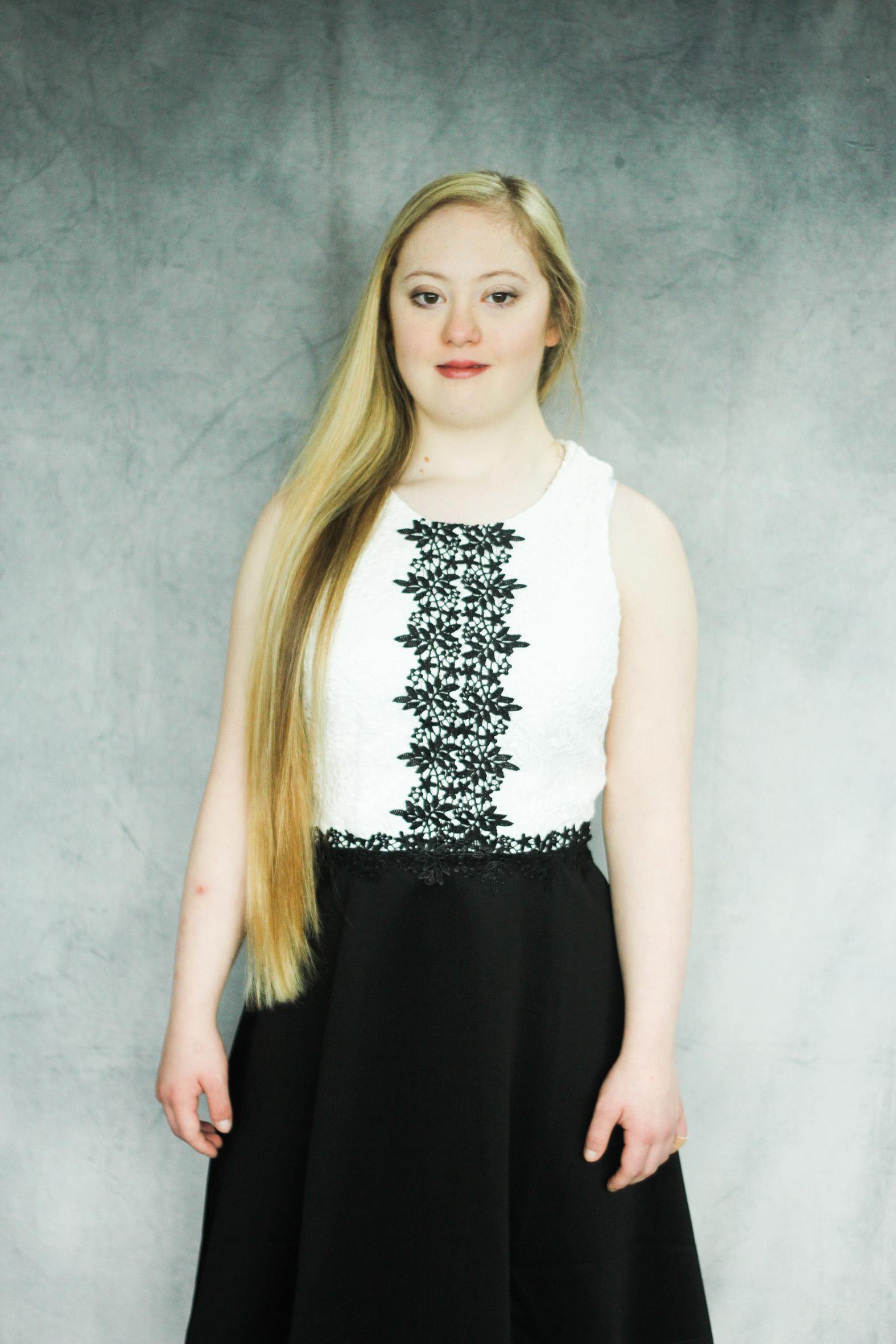 Meg, Down Syndrome, Zebedee Management,