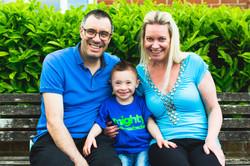 Riley, Down Syndrome, Zebedee Management