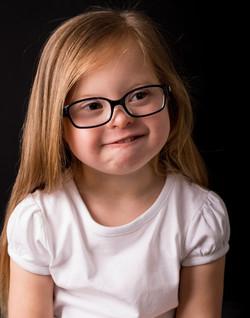 Francesca, Down Syndrome, Zebedee Manage