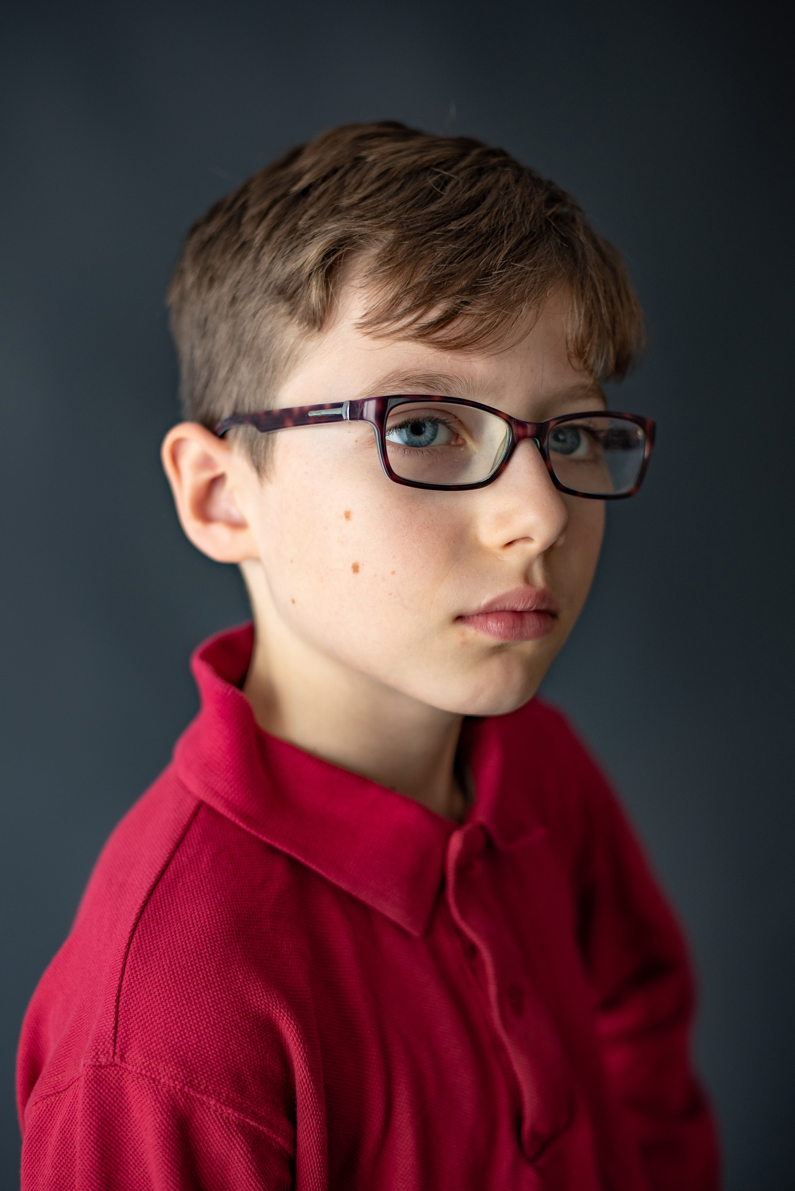 Austen, Aspergers Syndrome, Zebedee Mana