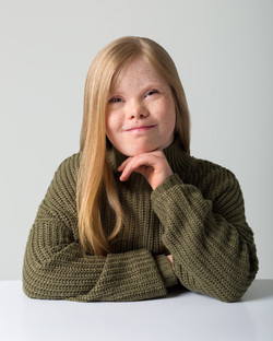 Amelie, Zebedee Management, disabled, model agency, disability, Girl (11)