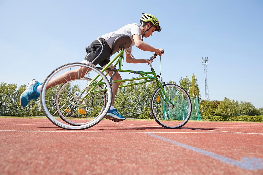 #adaptivesports #racerunner #racerunning #disability #disabledsport #malemodel #modelagency #teenmodel