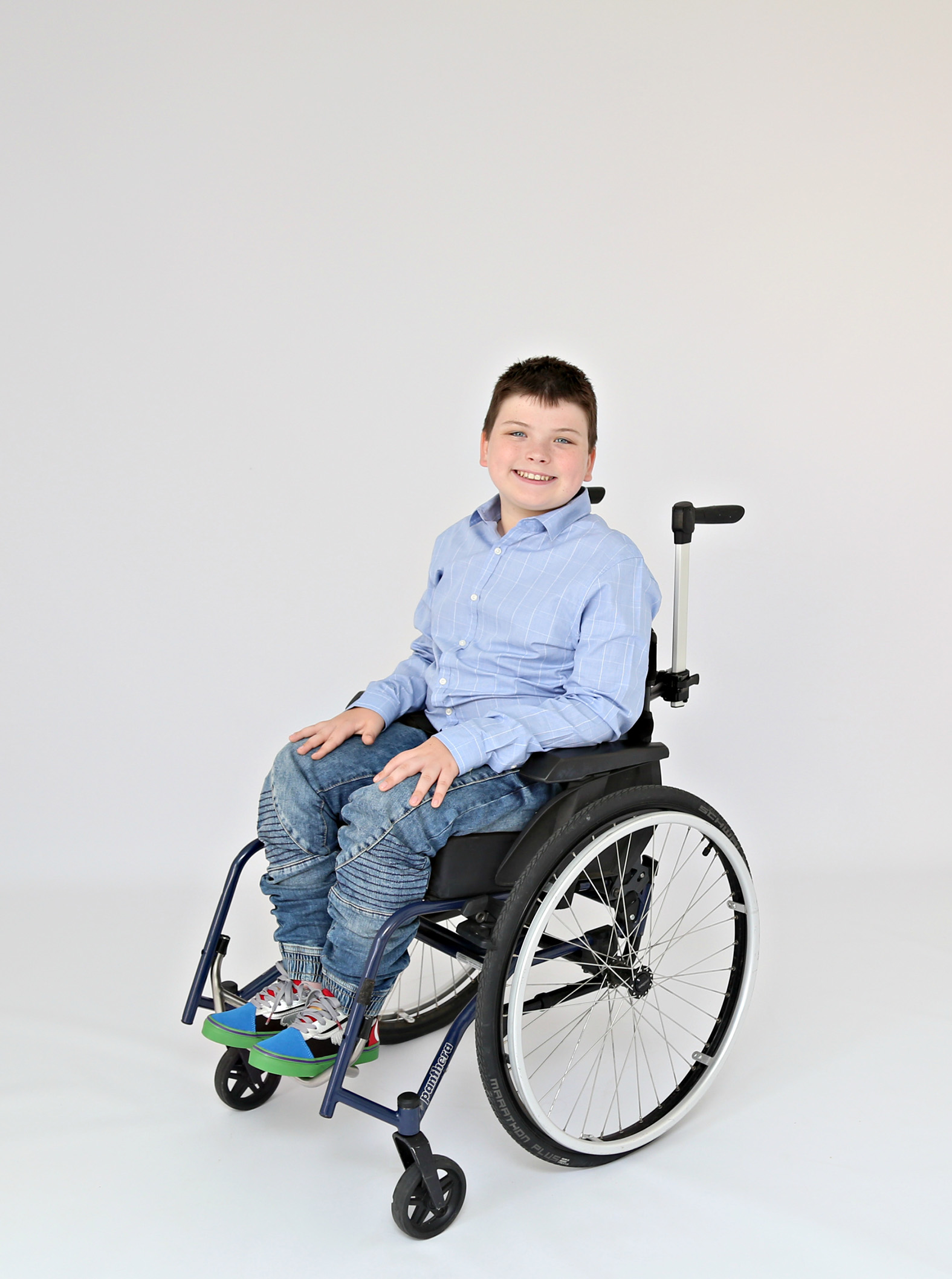 Jake, Spinal Muscular Atrophy, Zebedee M