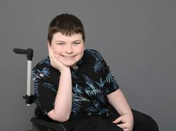 Jake, Spinal Muscular Atrophy, Zebedee M