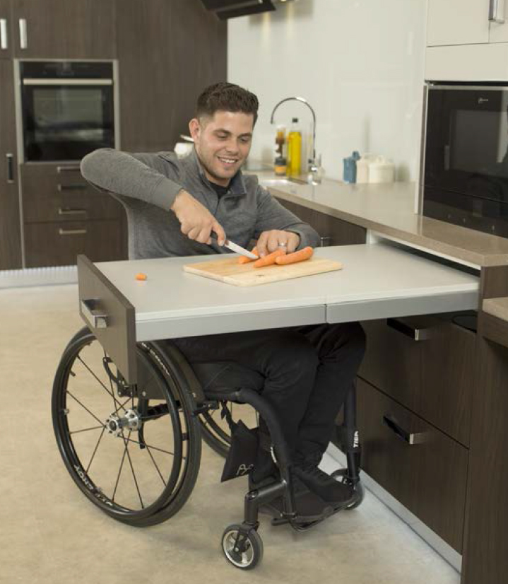 Gary, Wheelchair User, Zebedee Management, disabled, model agency, disability, Man  (8)