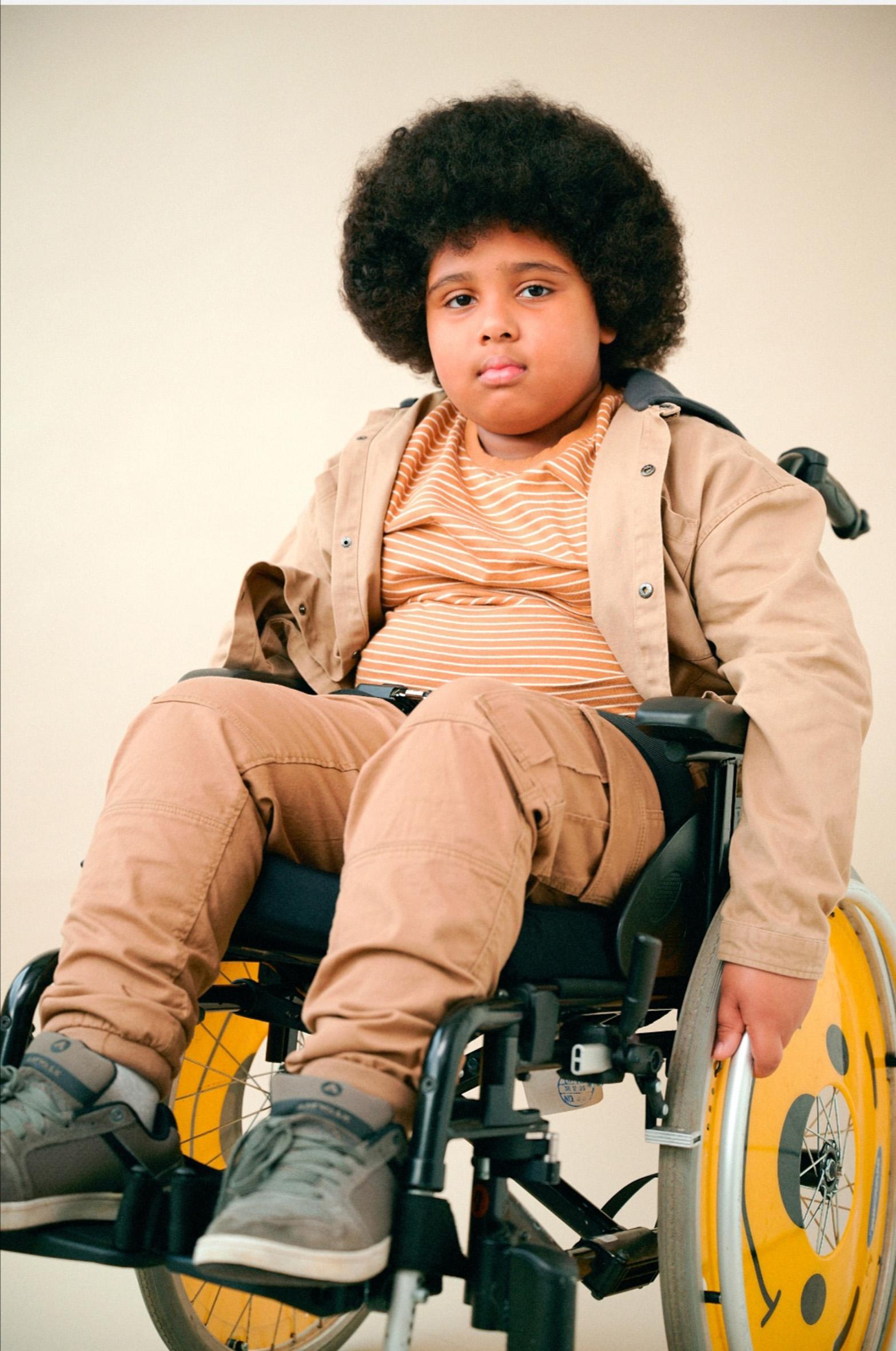 Noah, Autism, Zebedee Management, disabl