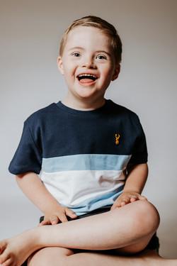 Leo, Zebedee Management, disabled, model agency, disability, Boy (1)