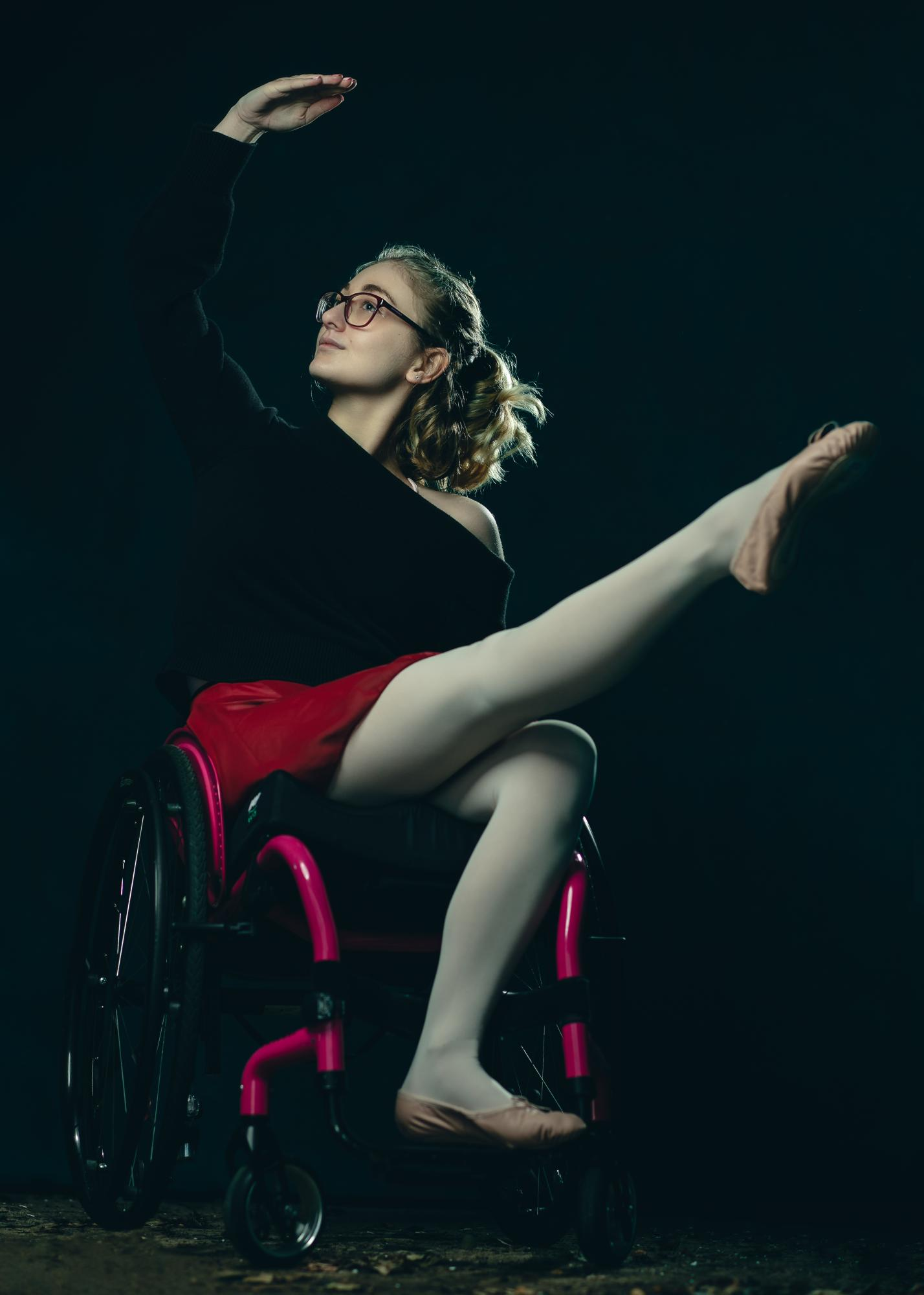 Leah, Ehlers Danlos Syndrome, Zebedee Ma