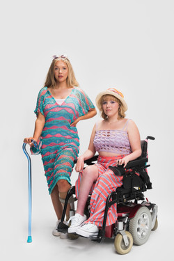 Lucy, Encephalitis, Zebedee Management, disabled, model agency, disability, Woman (3)