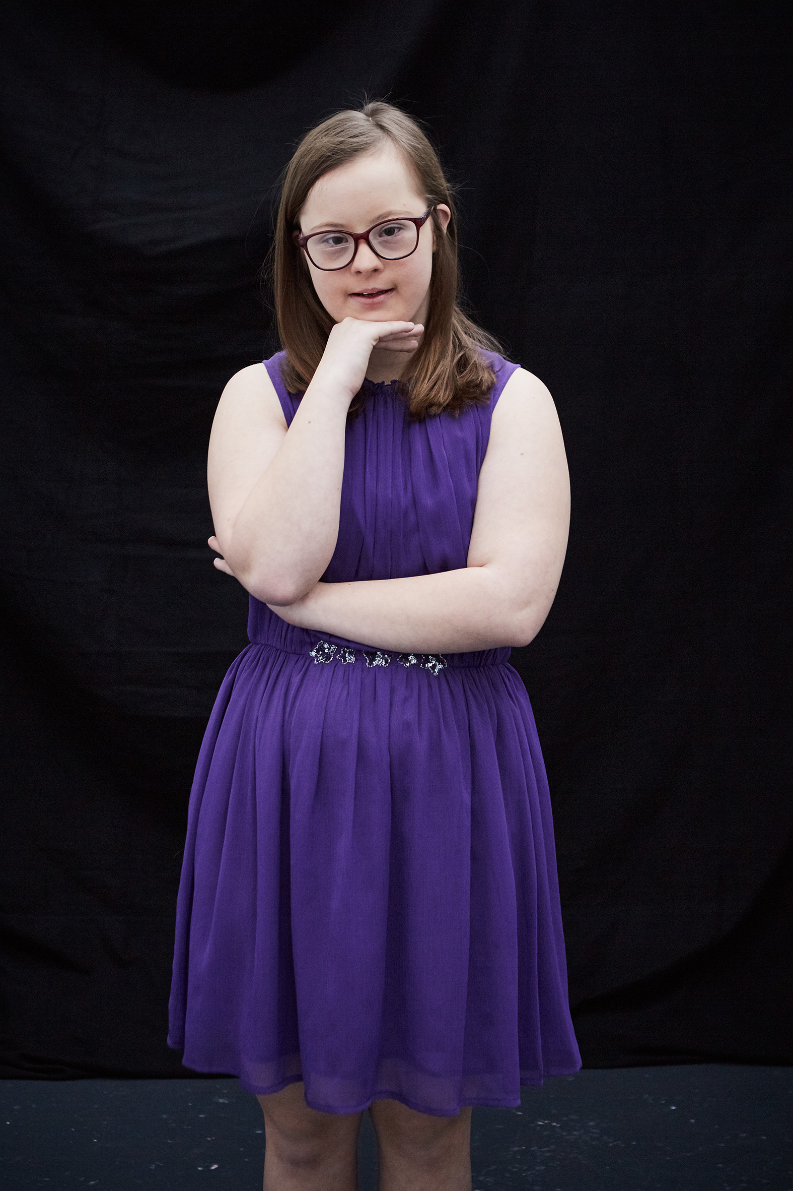 Samantha, Down Syndrome, Zebedee Managem
