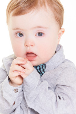 Elliott, Down Syndrome, Zebedee Management, disabled, model agency, disability, baby (6)