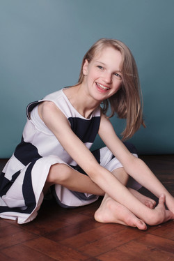 Holly, Cerebral Palsy, Zebedee Management, disabled, model agency, disability, baby (1)