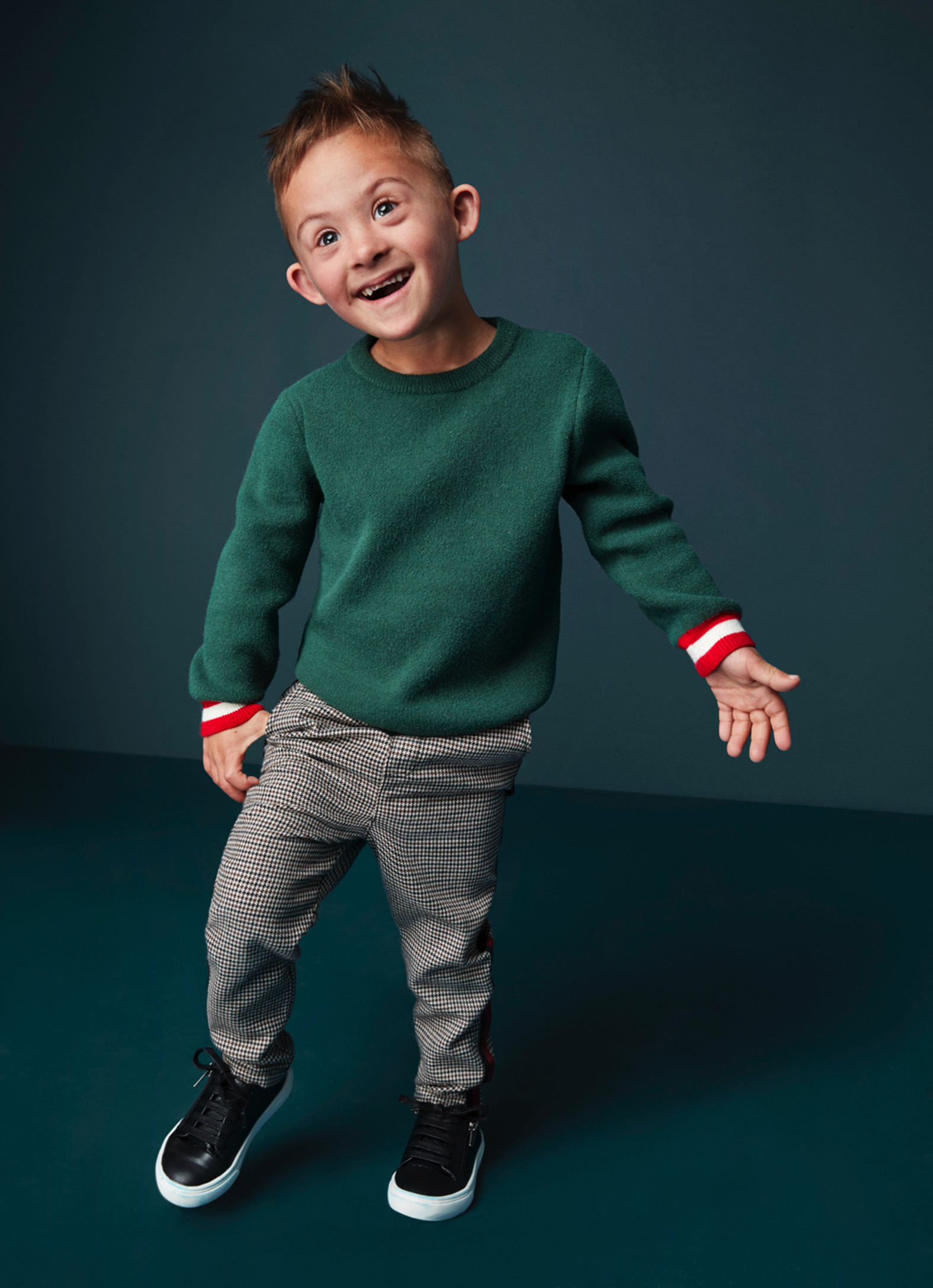 Gabriel , Down Syndrome, Zebedee Managem