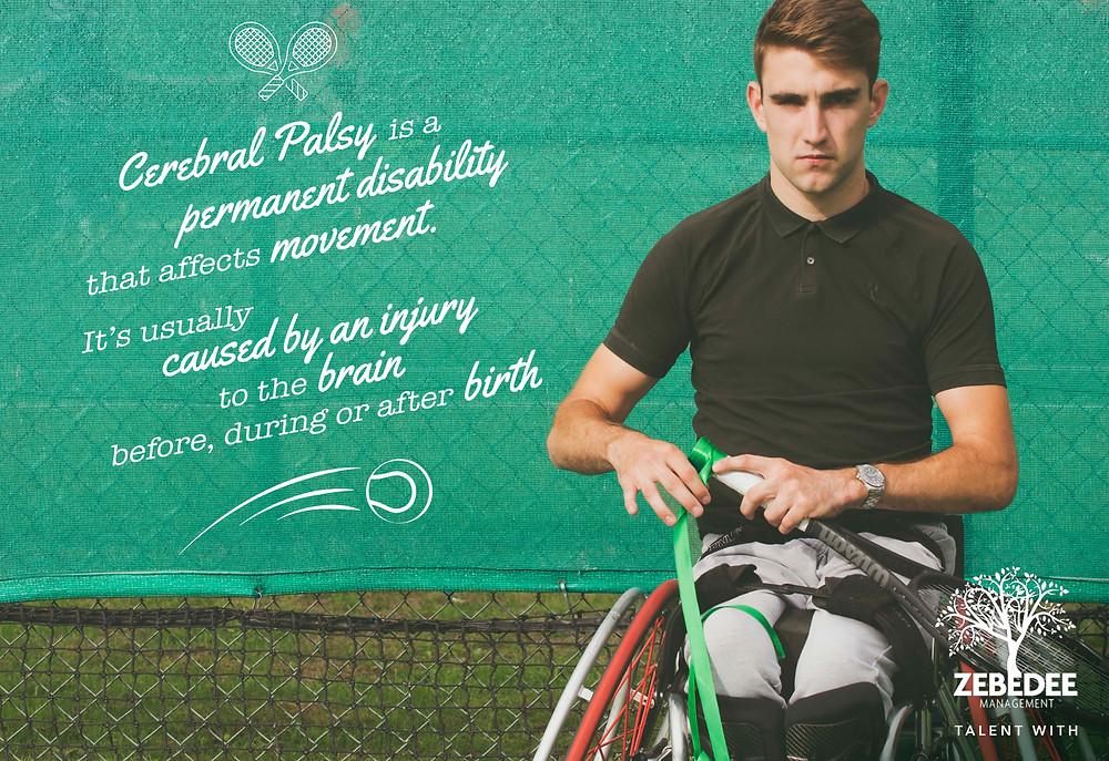 #worldcpday #cp #cerebralpalsy #disabledmodel #wheelchairmodel