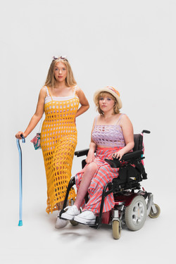 Lucy, Encephalitis, Zebedee Management, disabled, model agency, disability, Woman (5)