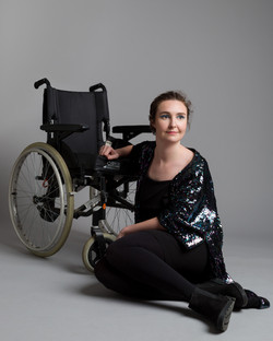 Meg,  Zebedee Management, disabled, mode
