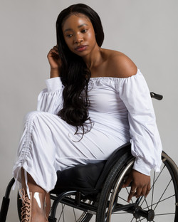 Samantha, Zebedee Management, disabled,