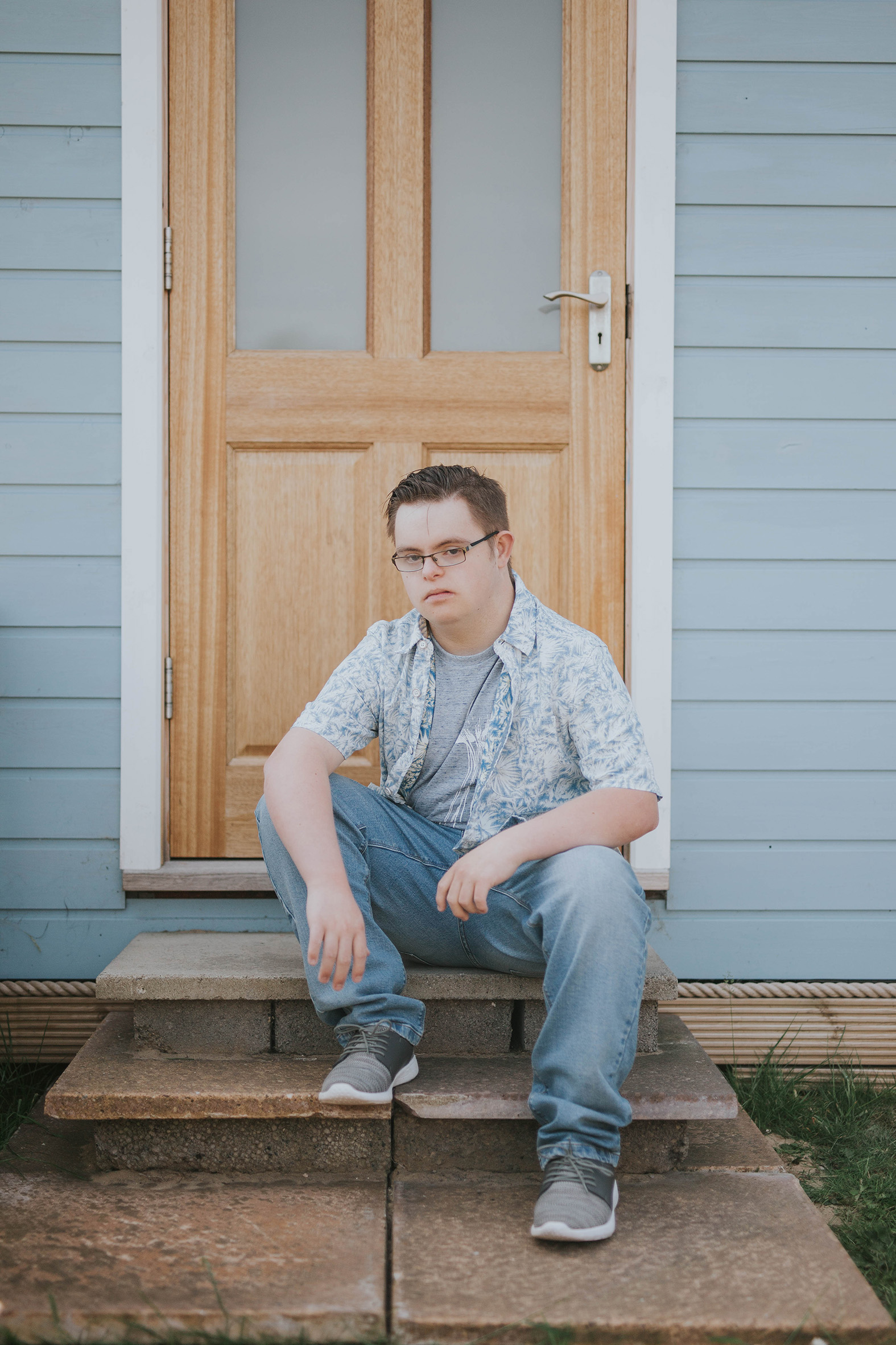 Jack, Down Syndrome, Zebedee Management, disabled, model agency, disability, Man (1)