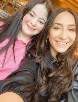 Ellie, Down Syndrome, Zebedee Management