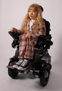 Ellie, Spinal Muscular Atrophy Type 2, Z