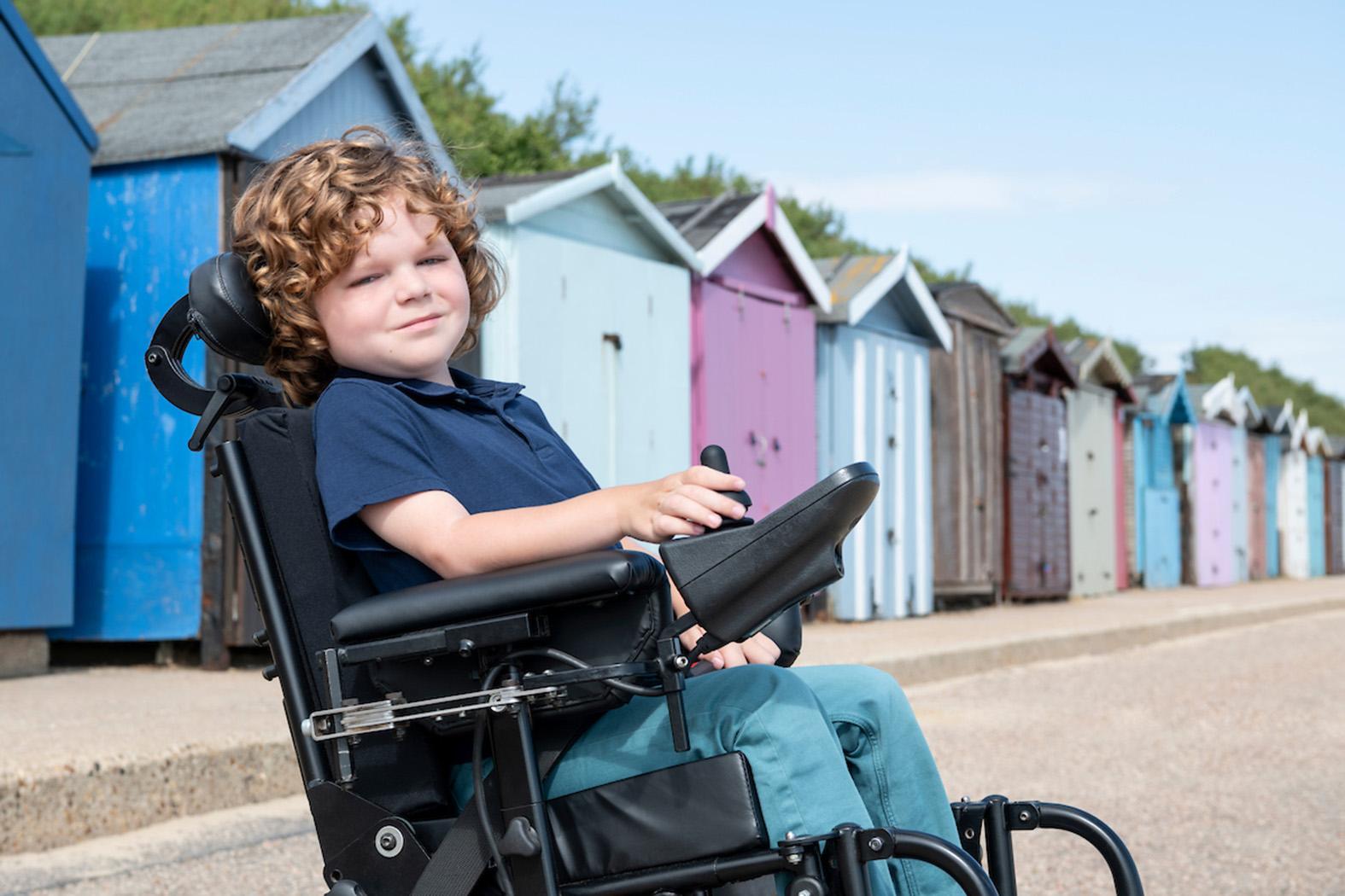 Stanley, Congenital Muscular Dystrophy,