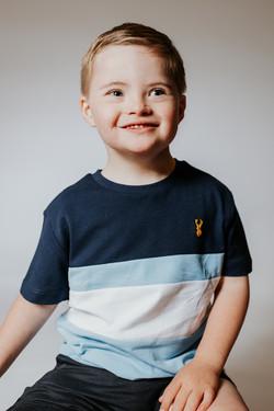 Leo, Zebedee Management, disabled, model agency, disability, Boy (3)