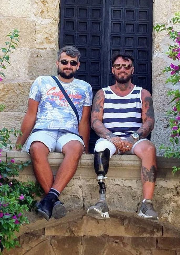 Tony, Zebedee Management, disabled, mode
